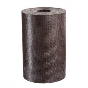 Лента газонная (бордюрная); 0,16 см/900 см/20 см, коричневая