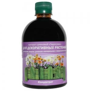Гидрогумин для декоративных растений 0,5 л