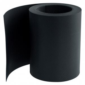 Лента газонная (бордюрная); 0,16 см/900 см/15 см, черная