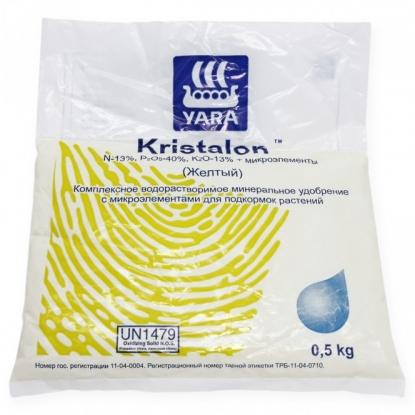 Кристалон Желтый, 0,5 кг