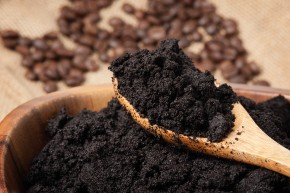 How to use old coffee grounds in the garden & more